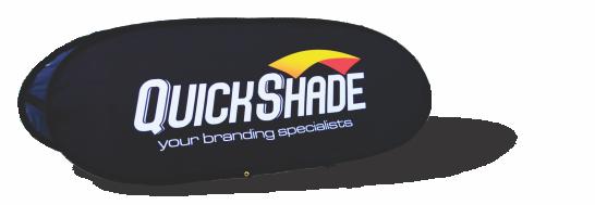 QuickShade branded popup
